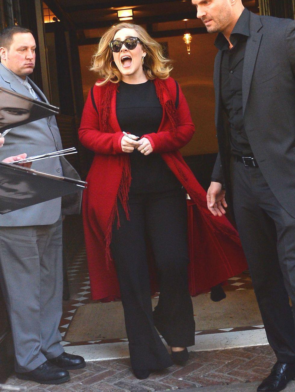 Best Looks: Adele