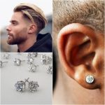Best Men's Ear Piercing Ideas - Where to Buy Mens Earrings