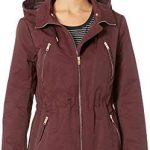 Best Seller Marc New York Andrew Marc Womens Raincoat Anorak w/Detachable Hood online