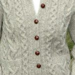Best Top 10 Irish knit Sweaters For Women #knittedsweaters Irish Knit Sweaters F...