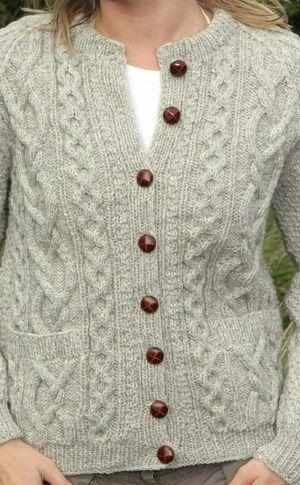 Best Top 10 Irish knit Sweaters For Women #knittedsweaters Irish Knit Sweaters F…