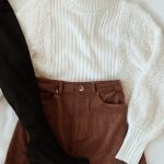 Best Yet White Knit Turtleneck Cropped Sweater