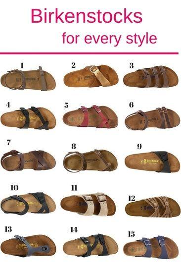 Birkenstock Sandals for every style  | Mayari | Siena Exquisite | Arizona Soft F…