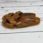 Birkenstock sandals size 39 Preloved in good condition Birkenstock sandals in a ...