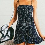 Blue Halter Plunge Sheer Mesh Panel Chic Women Crop Cami Top | Choies