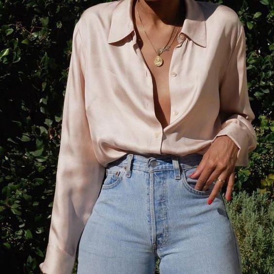 Blue Silk slip 90s skirt women silk clothing Silk midi long slip skirt midi long fall trends light blue skirt slip Real natural silk look
