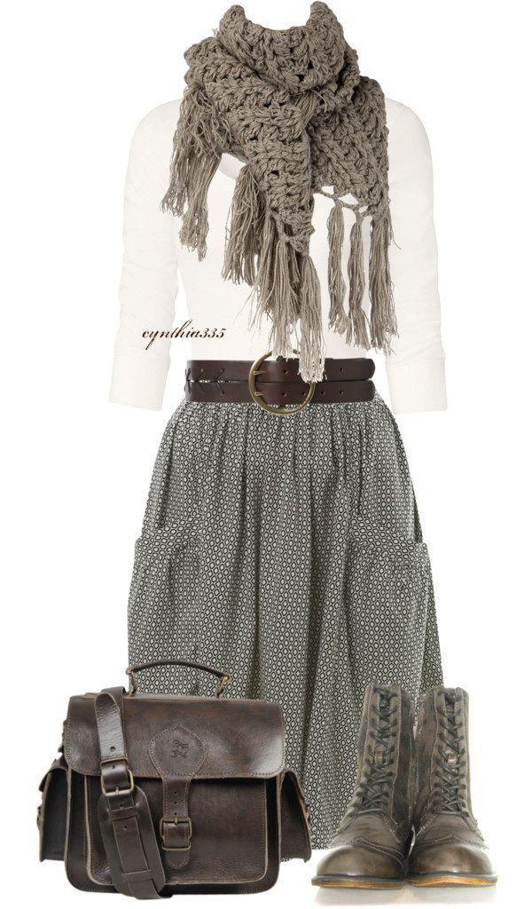Bohemian Chic Winter Outfits und Boho Style-Ideen,  #bohemian #Boho #bohoChicabiti #Chic #Out…