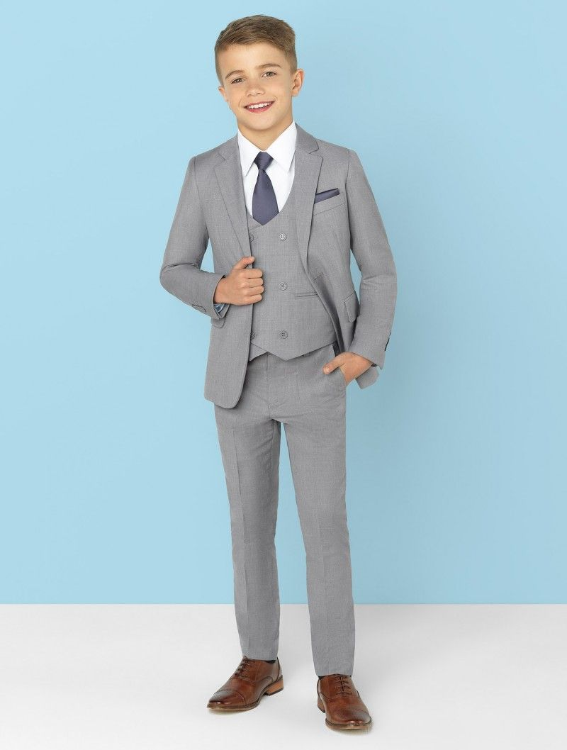Boys grey suit – Ford