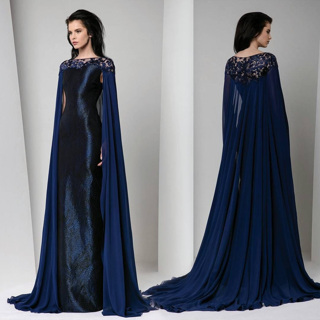Brides and gals, I recently shared a bridal cape concept with you, which you can…