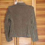 Brown Pin Stripe Twill Blazer/ Jacket/ Coat Unique suit blazer, great as an acce...