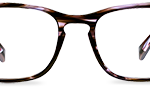 Burke Eyeglasses in tennessee whiskey for Women