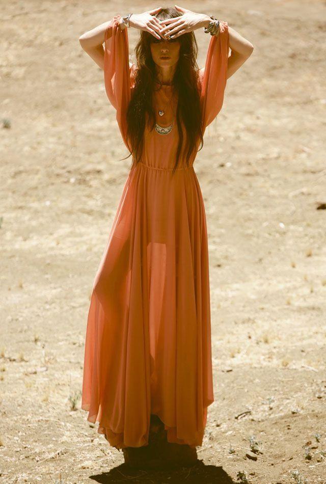 Burnt Orange Dresses (10)