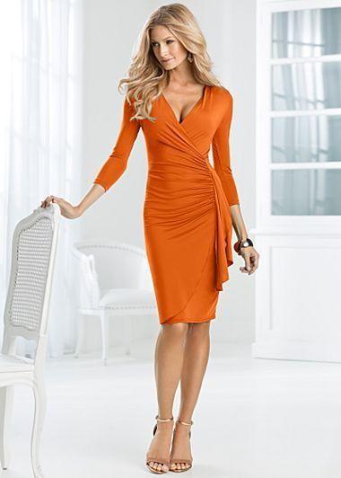 Burnt Orange Dresses (15)