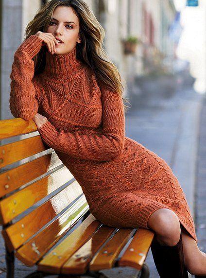Burnt Orange Dresses (7)