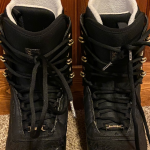 Burton Snowboard Boots Size 9 Boxer Imprint 2 Only worn once.  The Burton Boxer ...
