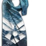 Buy Galaxy Voyage US Air Force Womens Large Soft Shawls Wrap Concise Bandana Scarfs For Women/Men online
