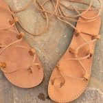 CALI- t-strap sandals/ gladiator style sandals/ lace up or buckled/ two in one sandals/ thong sandals