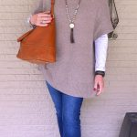 COMFY, CASUAL, AND CASHMERE - 50 IS NOT OLD