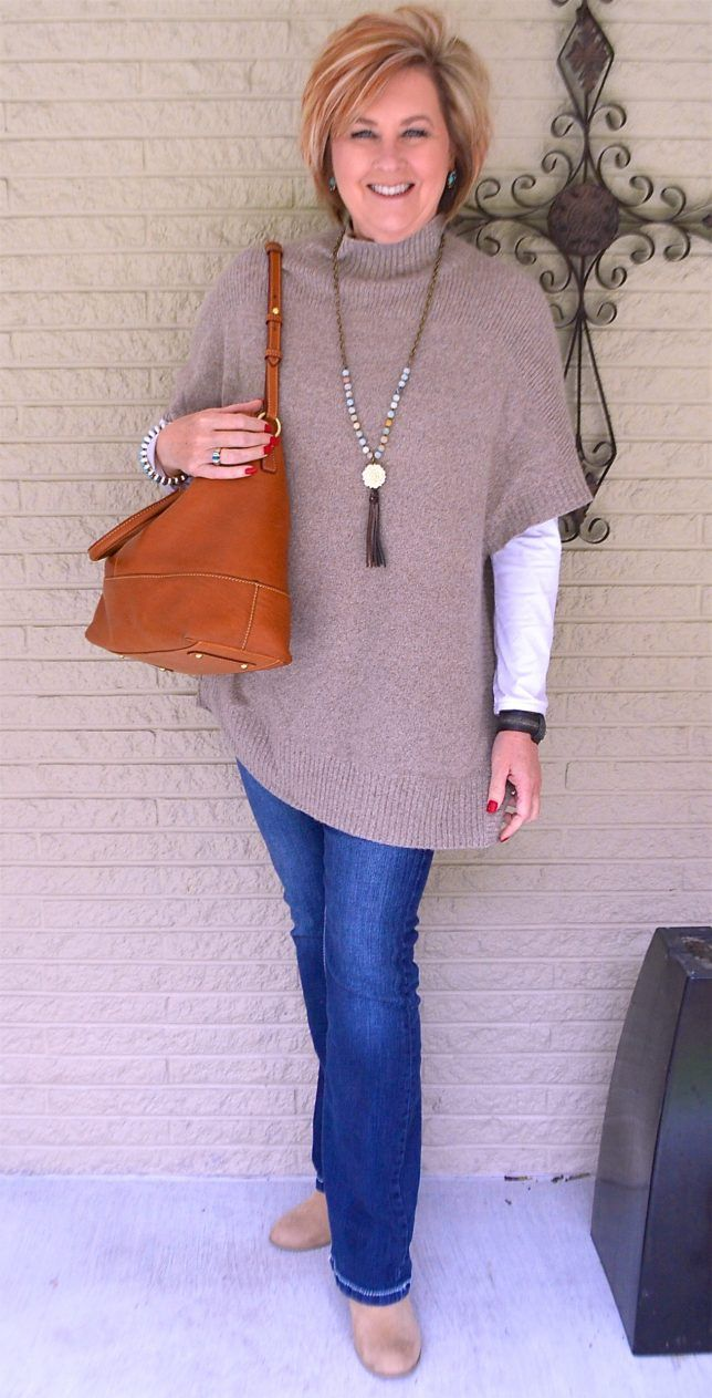 COMFY, CASUAL, AND CASHMERE – 50 IS NOT OLD
