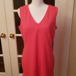 Calvin Klein coral formal career dress size 12 Gorgeous Calvin Klein coral color...