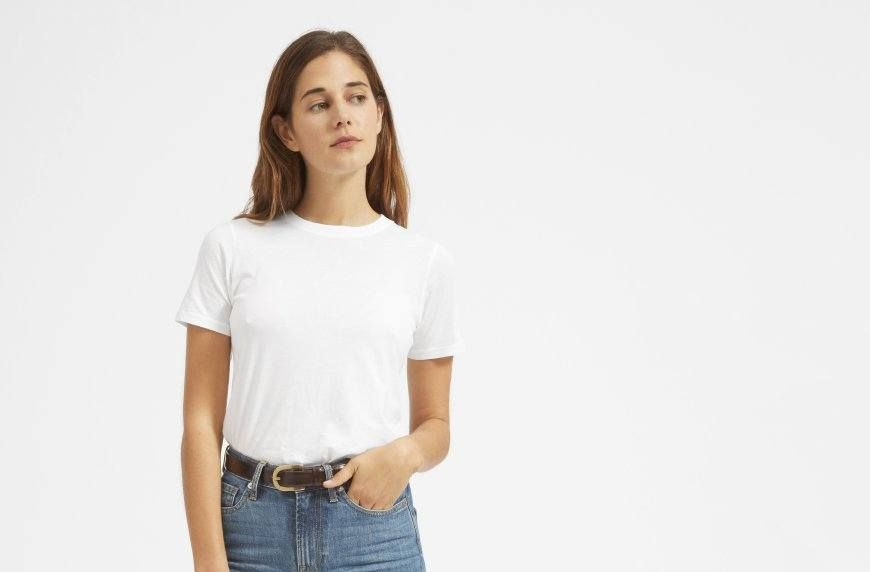 Can't believe we're sharing this list, but here are our picks for the perfect white T-shirt