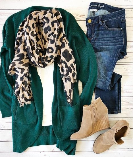Cardigans, scarves and booties oh my!!  We are so excited for the day when we ca…