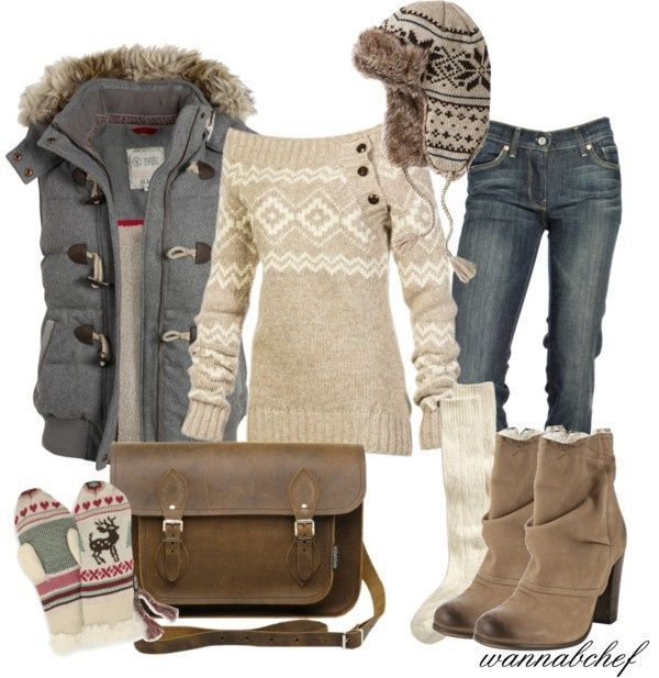Casual Country Weekends Outfits For Ladies (7)