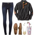 Casual Country Weekends Outfits für Damen