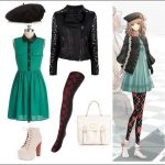 Casual cosplay  Heroine (Amnesia)