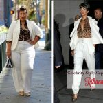 Celebrity Style Capture: Rihanna (Garnerstyle)