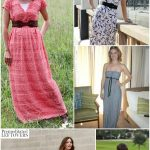 Check out these Free Maxi Dress Patterns for Women, including easy sewing patter...