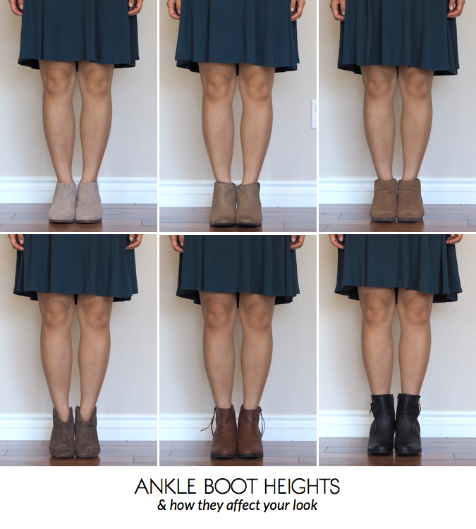 Choosing the Right Pair of Ankle Boots