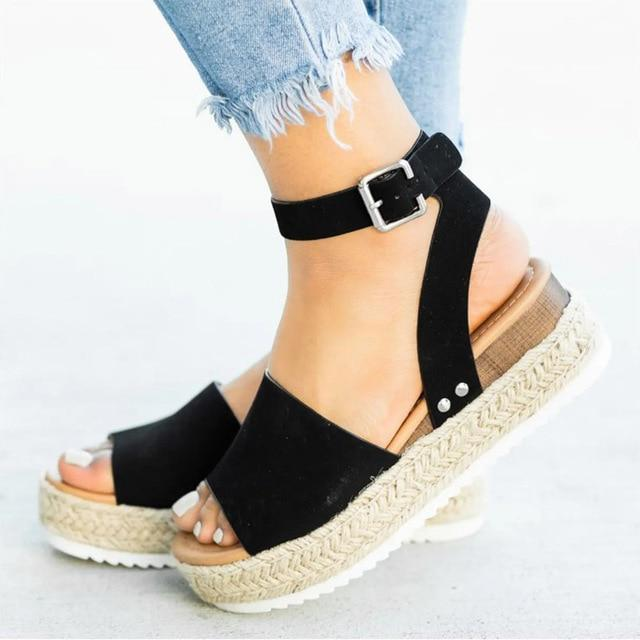 Christina Sandals – Shoe Wild