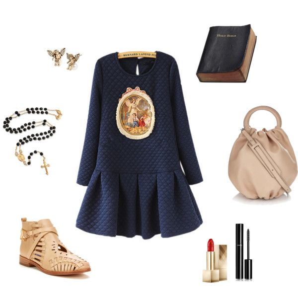 Church Fall Outfits For Women Over 50: Polyvore Inspiration 2017