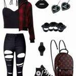 Clothes For Girls Emo 52 Ideas
