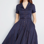 Collectif x MC Cherished Era Shirt Dress