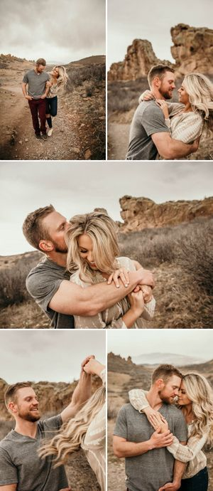 Colorado Engagement Photographer | Miss. Miller's Photography | Mountain Engagem…