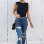 Como ser cool usando calça jeans