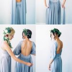 Convertible Bridesmaid Dresses 2019 Eight Ways To Wear Pleated Floor Length Country Beach Bohemian Wedding Guest Party Dress Cheap Modern Bridesmaid Dresses Olive Green Bridesmaid Dresses From Modeldress, $75.19| DHgate.Com