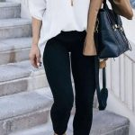 Cool 47 Stylish Work Outfits Ideas With Flats