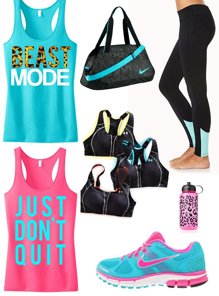 #Cool Workout #Fitness Tank Tops are $24.99 on Etsy. Who says your #GymGear has …