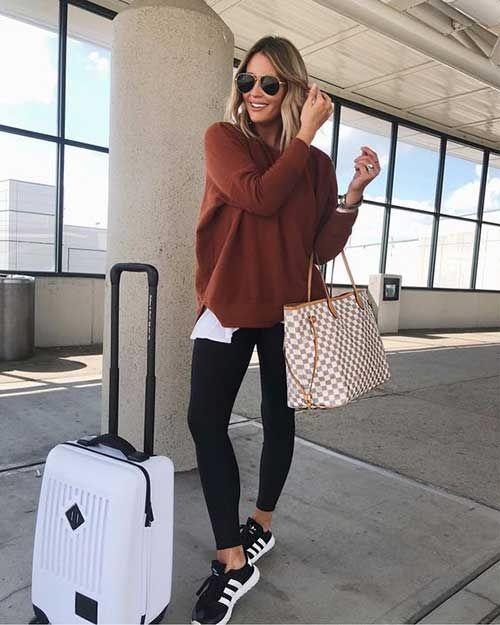 Cozy Travel Fashion