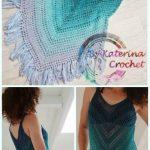 Crochet Beach Cover Up Free Patterns Women Summer Top