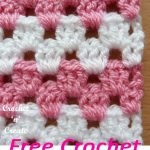 Crochet Granny Stitch