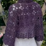 Crochet Sweater: Shrug Sweater - Crochet Shrug Pattern