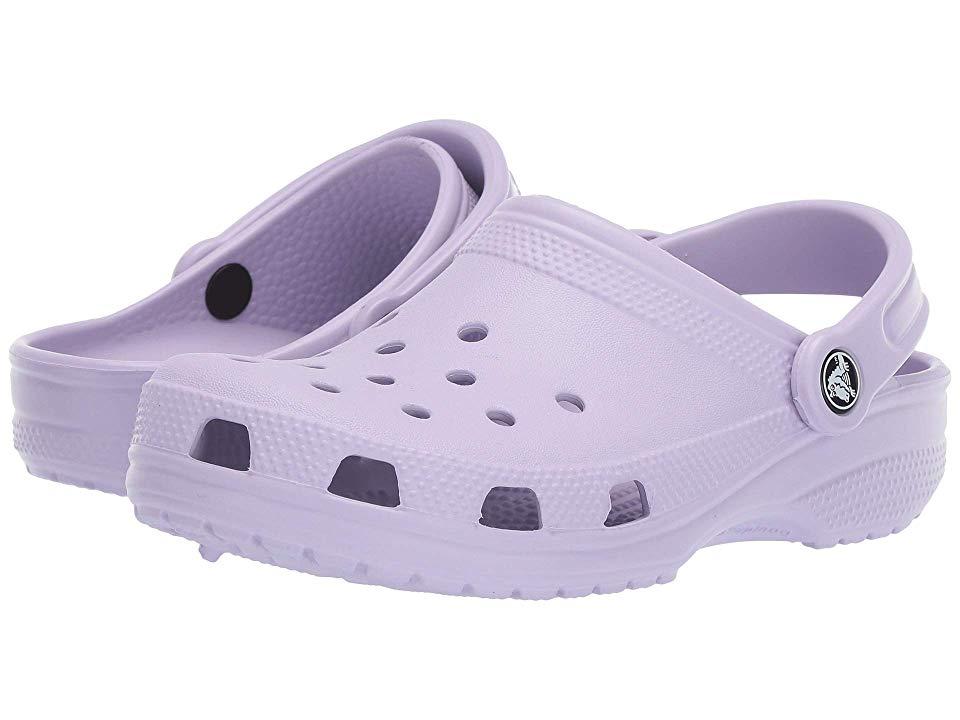 Crocs Classic Clog Clog Shoes Ballerina Pink