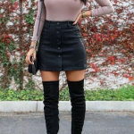 Cute Fall Winter Thanksgiving Outfit Ideas For Women - Women's Fashion Passion