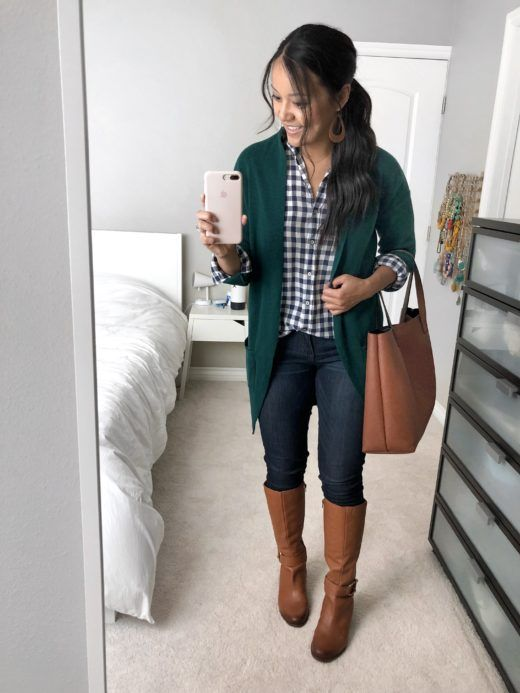 Daily Outfits #37: Outfits for Early Fall – Casual and Business Casual