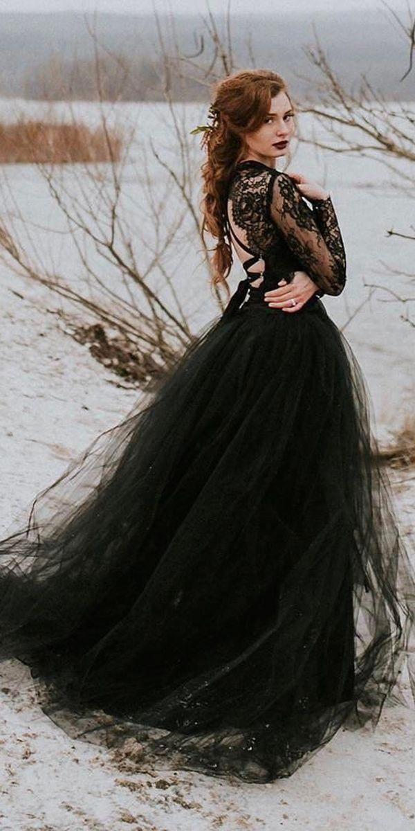 Dark Romance: 24 Gothic Wedding Dresses