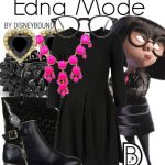 Darling, you will look smashing in an Edna Mode outfit from The Incredibles  | D...